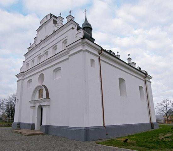Іллінська церква
