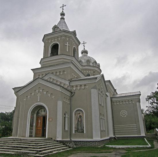 Преображенський собор