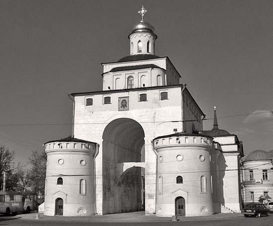 Золоті ворота у Владимирі