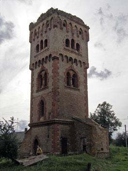 Зірненська водонапірна вежа