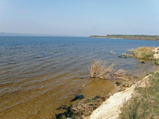 Канівське водосховище