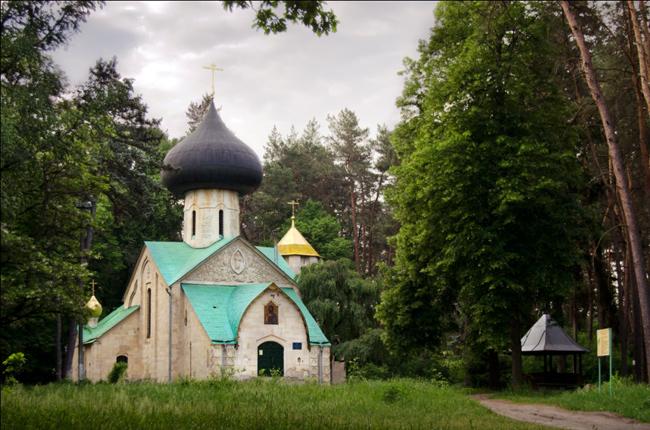 Наталіївка. Церква Щусєва