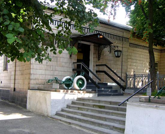 Глухов. Музей Ковпака