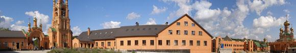 Голосіївський Свято-Покровський монастир