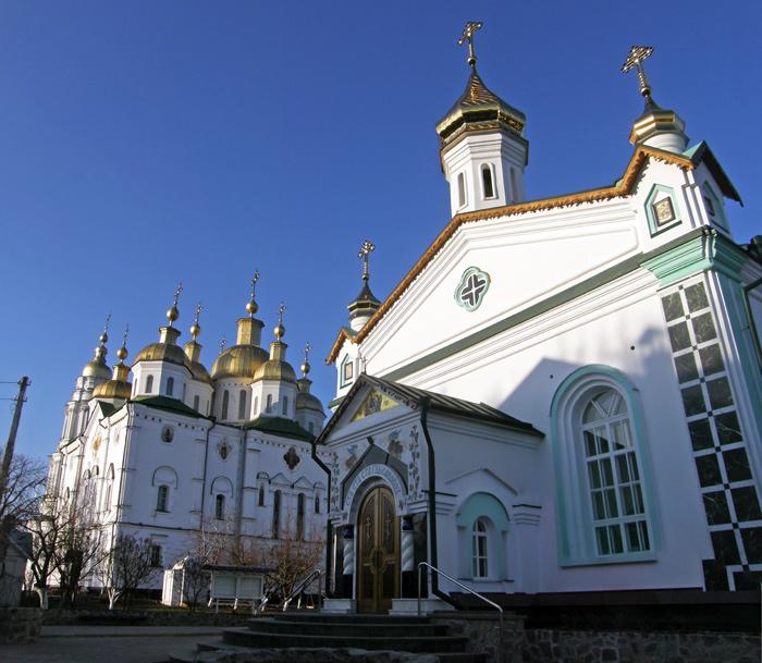 Полтавський Хрестовоздвиженський монастир