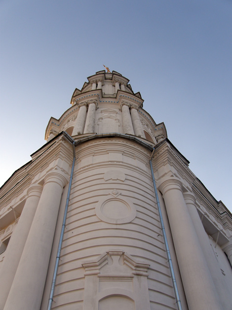 Полтавський Хрестовоздвиженський монастир. Дзвіниця
