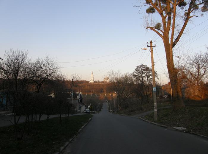 Полтава вул.Монастирська