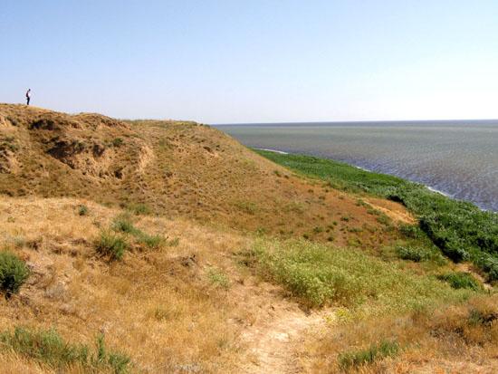 Севреный Крым. Перекопский залив