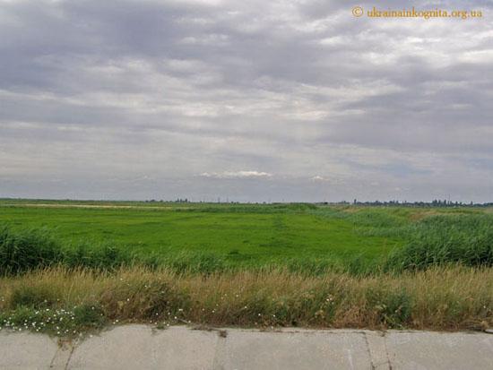 Северный Крым. Рисовые чеки