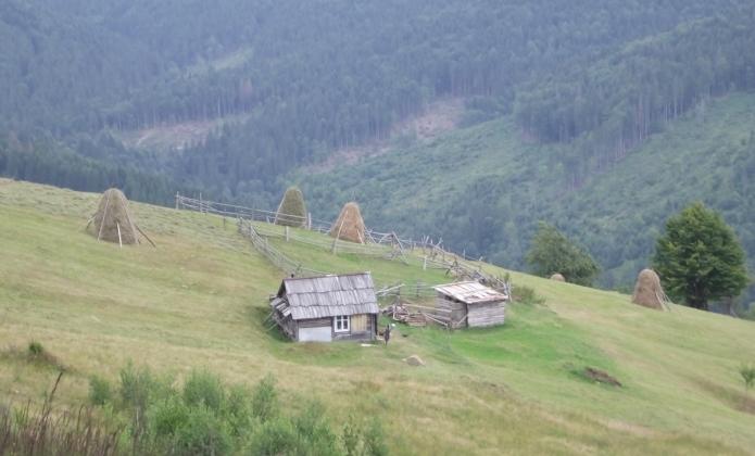 Село Микуличин: в обіймах норовливого Пруту