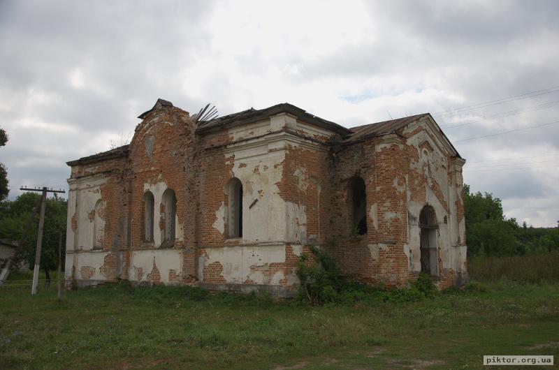 Руїни храму