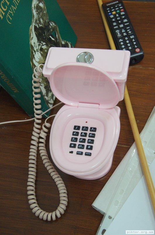 Телефонний апарат