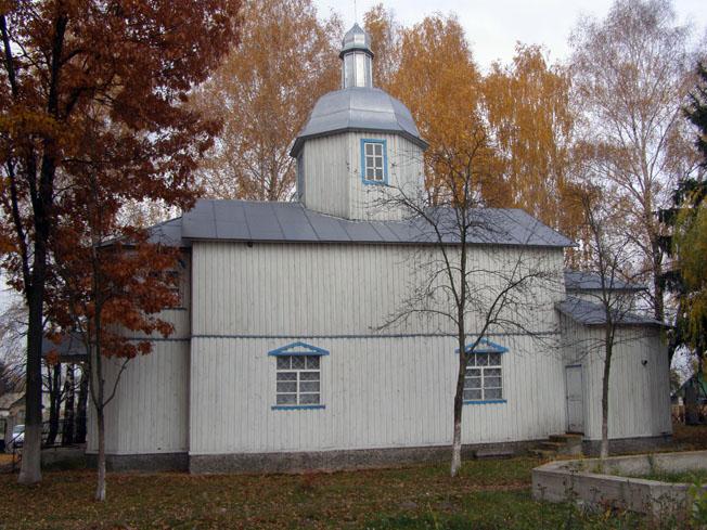 Церква Святої Параскеви