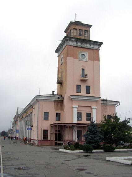 Фастівський вокзал