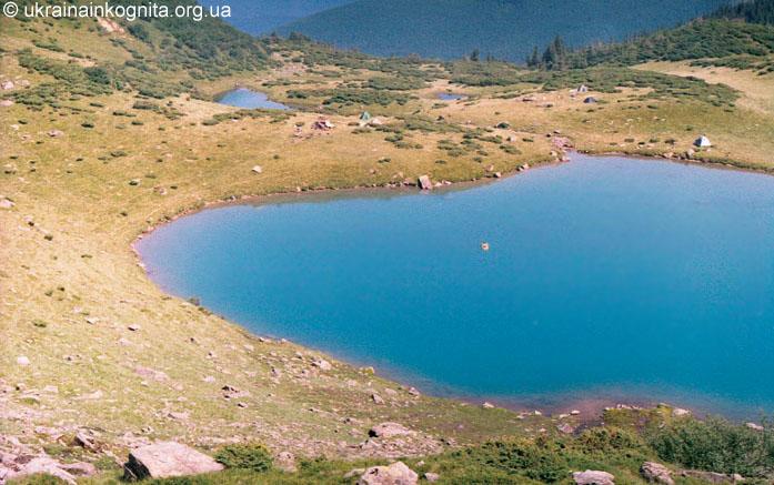 Озеро Ворожеська