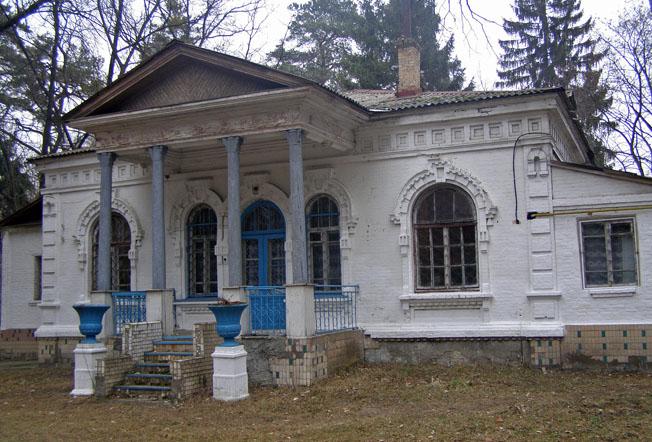 дачний будинок
