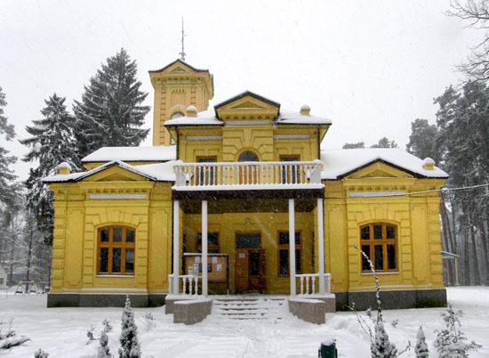 Палац Уварової