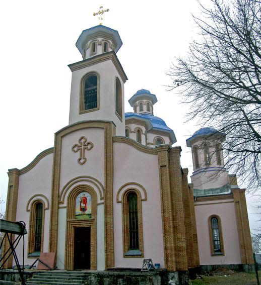Церква у Вишеньках