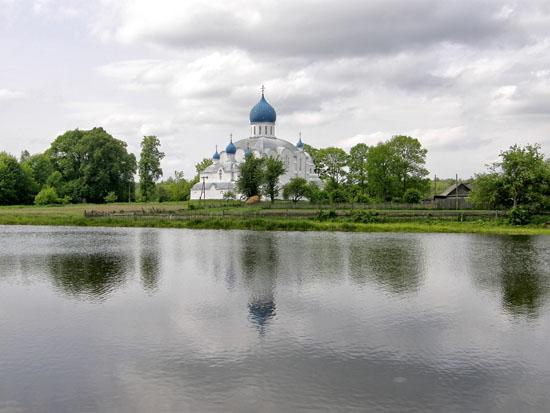 Жукля. Покровская церковь